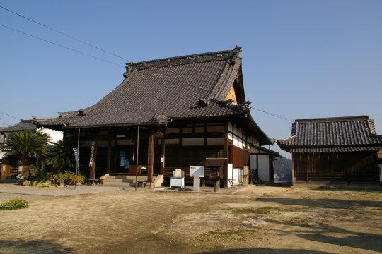 大可島城跡 円福寺