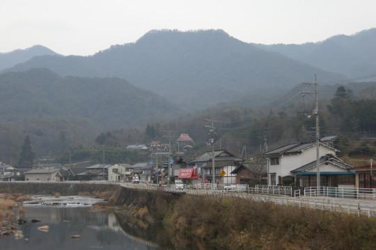 雲井城 遠景
