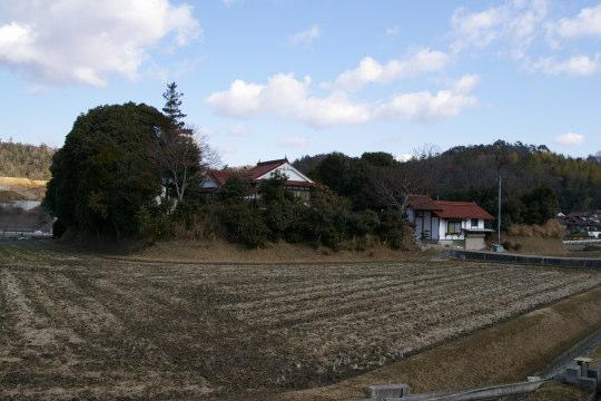荒谷土居屋敷