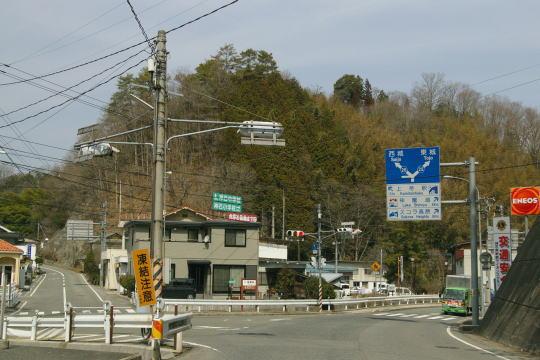 八尾城 近景