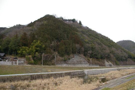 川平山城 遠景