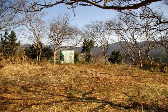 壬生城 本丸跡